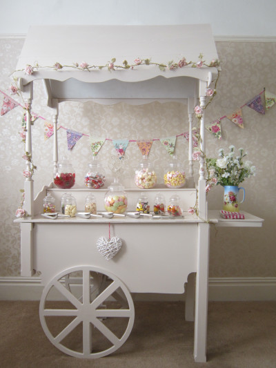 sweet cart hire shropshire